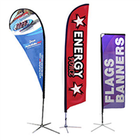 Flag Banners - Outdoors