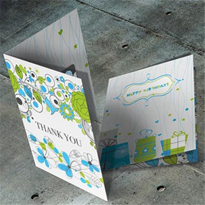 Printing full color custom greeting cards united print signs greeting cards folded m4hsunfo