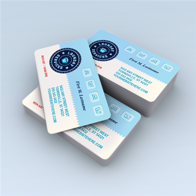 Printing full color business cards united reprographics seattle plastic business cards reheart Images