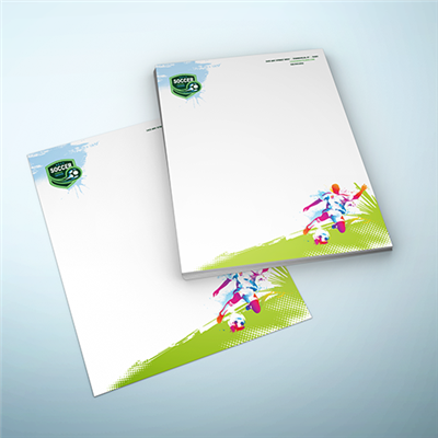 Stationery business cards letterhead envelopes presentation folders offset letterhead printed on luxurious 70 premium smooth white stock starting at 12876 learn more envelopes reheart Choice Image