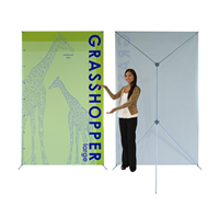 Grasshopper Large Banner Stand