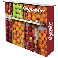 Ready Pop Fabric Display Counter