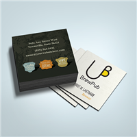 Social Business Cards