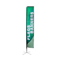 Mamba Flag Banner - Small