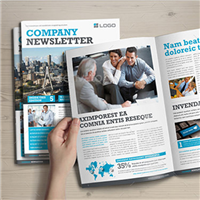 Newsletters - Bulk Offset